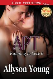 Apt [Running to Love 6]