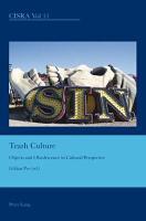 Trash Culture PDF