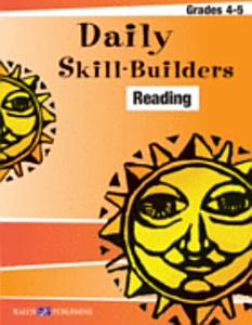 Daily Skill Builders  Reading 4 5 PDF