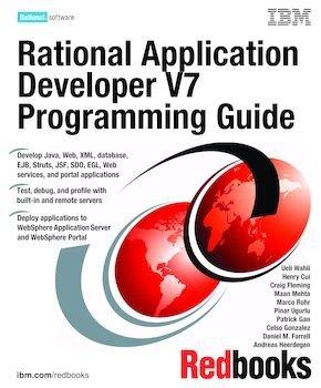 Rational Application Developer V7 Programming Guide Pdf Book