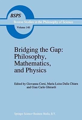 Bridging the Gap  Philosophy  Mathematics  and Physics