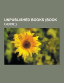 Unpublished Books