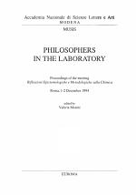 Philosophers in the Laboratory