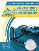 Ati Teas Test Study Guide 2018   2019 PDF
