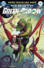 Green Arrow  2016    28 PDF