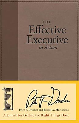 The Effective Executive in Action PDF