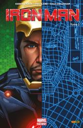 IRON-MAN MARVEL NOW T02: DICIDE