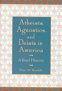Atheists, Agnostics, and Deists in America