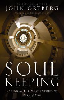 Soul Keeping Book