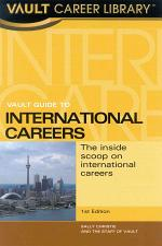 Vault Guide to International Careers