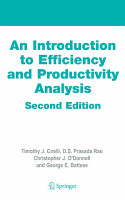 An Introduction to Efficiency and Productivity Analysis PDF