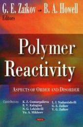 Polymer Reactivity: Aspects of Order and Disorder