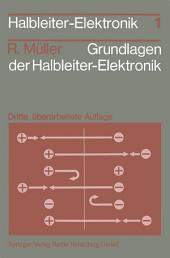 Grundlagen der Halbleiter-Elektronik: Ausgabe 3