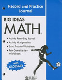 Larson Big Ideas Book