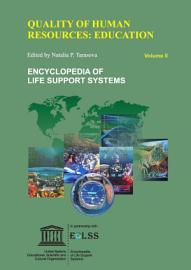 Quality of Human Resources  Education   Volume II PDF