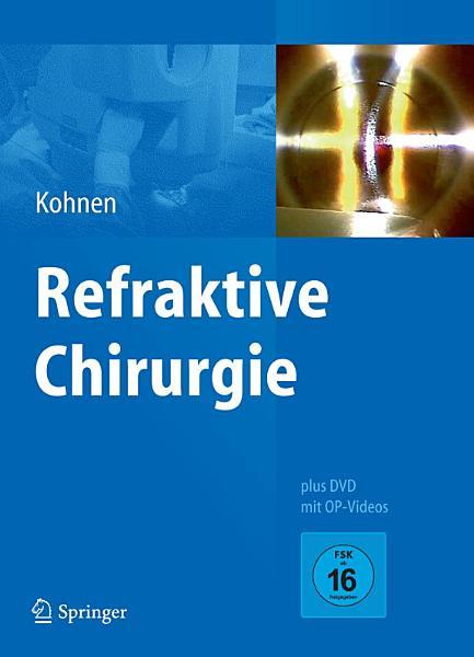 Refraktive Chirurgie PDF
