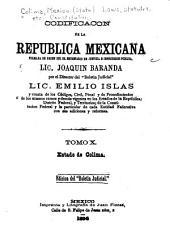 Estado de Colima ...
