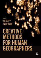 Creative Methods for Human Geographers PDF