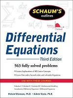 Schaum s Outline of Differential Equations  3ed PDF