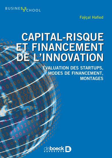 Capital risque et financement de l innovation PDF