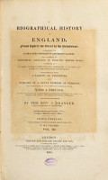 A    Biographical History of England  from Herbert the Great to the Revolution PDF