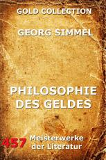 Philosophie des Geldes PDF
