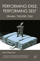 Performing Exile  Performing Self PDF