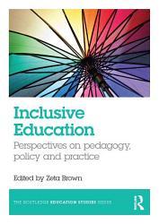 Inclusive Education Book PDF