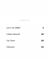 BMX Bicycles PDF