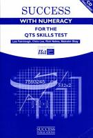 Success with Numeracy for the QTS Skills Test PDF