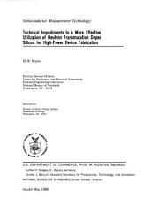 Technical impediments to a more effective utilization of neutron transmutation doped silicon for high-power device fabrication