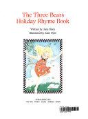 The Three Bears Holiday Rhyme Book PDF