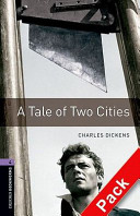 Tale of Two Cities  Oxford Bookworms Library  Livello 4  Con CD Audio   A