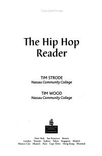 The Hip Hop Reader PDF