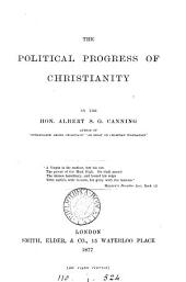 The political progress of Christianity