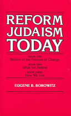 Reform Judaism Today PDF