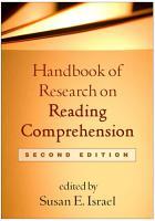 Handbook of Research on Reading Comprehension  Second Edition PDF