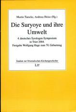 Die Suryoye und ihre Umwelt PDF