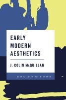 Early Modern Aesthetics PDF