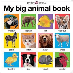 My Big Animal Book PDF