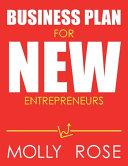 Business Plan For New Entrepreneurs PDF