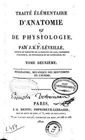 Myographie, mécanique des mouvements de l'homme