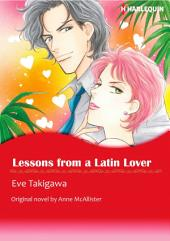 LESSONS FROM A LATIN LOVER: Harlequin Comics