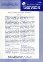 The Bobbs Merrill Reprint Series in the Social Sciences PDF