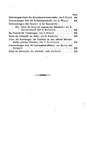 Annalen der Pharmacie: Band 132