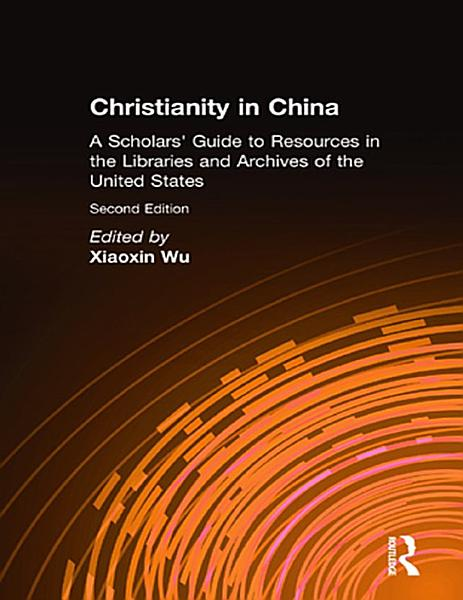 Download Christianity in China Book