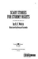 Scary Stories for Stormy Nights PDF