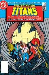 Tales of the Teen Titans (1984-) #53