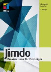 Jimdo: Praxiswissen für Einsteiger
