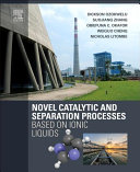 Novel Catalytic and Separation Processes Based on Ionic Liquids PDF